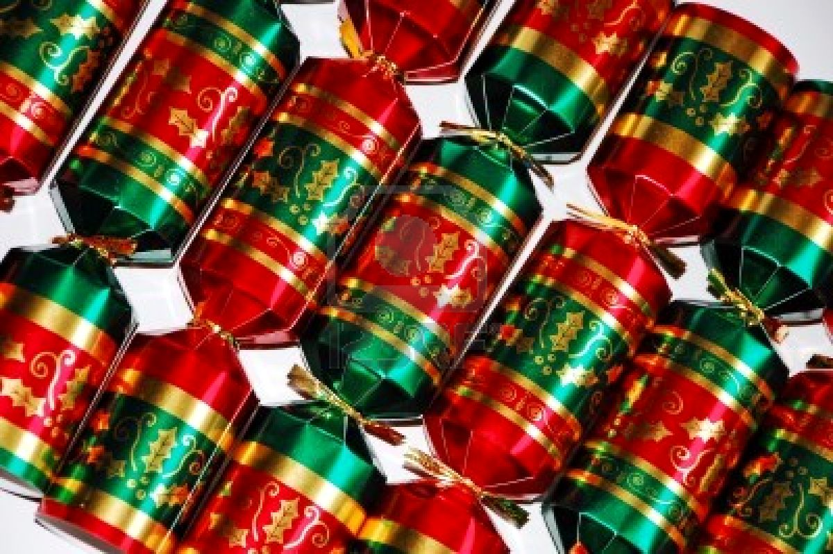 British Christmas Crackers