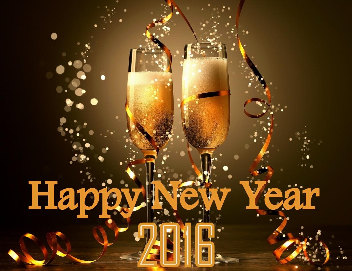 wishing you a happy new year grammar