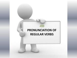 -ed pronunciation